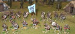 This great Viking army was built, painted and donated by Joe Naccio! Hats off to Joe!