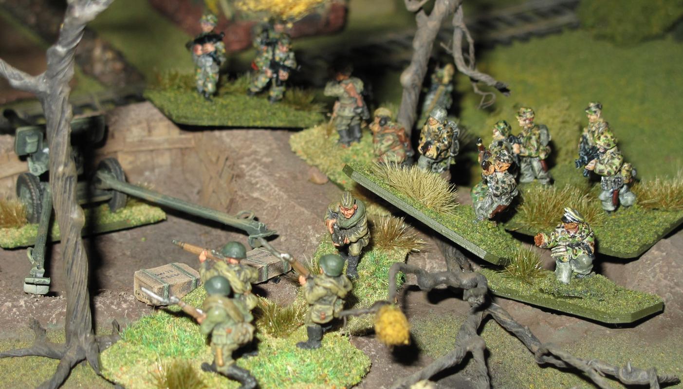 Crossfire | Historical Hobbies